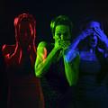 Kelliergb-15 See No-hear No-speak No by Gary Gingrich Galleries