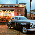 Kemah Police Car At The Kemah Boardwalk - Texas by Jason Politte