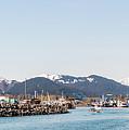 Seward Alaska Kenia Fjord Port by Charles McCleanon