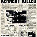 Kennedy Assassination, 1963 by Granger