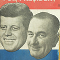 Kennedy For President Johnson For Vice President by Edward Fielding