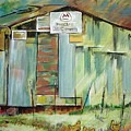 Kenny's Barn by Idie Karr