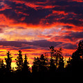 Kenosha Pass Sunrise by Jim Garrison