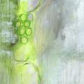 Kensho- Abstract Art By Linda Woods by Linda Woods