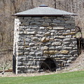 Kent Iron Furnace by Catherine Gagne