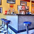 Kentucky Blue Diner by Mel Steinhauer