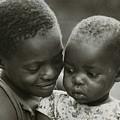 Kenya Sisters  by Erik Falkensteen