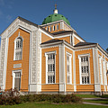 Kerimaki Church by Aivar Mikko