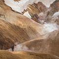 Kerlingafjoll Mountain by Izet Kapetanovic