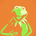 Kermit The Frog by Dan Sproul
