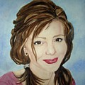 Kerra Lindsey  Self Portrait by Kerra Lindsey