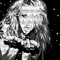 Kesha by Brad Scott