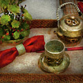 Kettle - Formal Tea Ceremony by Mike Savad