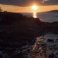 Kettle Cove Park, Cape Elizabeth, Maine #260066 by John Bald