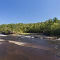 Kettle River Big Spring Falls 1 by John Brueske