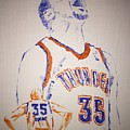 Kevin Durant by Jack Bunds
