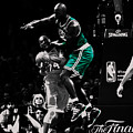 Kevin Garnett Not In Here by Brian Reaves