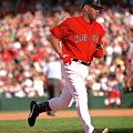 Kevin Youkilis by Positive Images