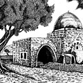 Kewer- Tomb  Rachel by Jonatan Kor