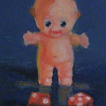 Kewpie On A Roll by Becky Alden