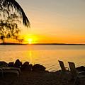 Key Largo Sunrise by Chris Thaxter
