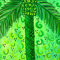 Key Lime Palm by Helen Gerro