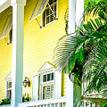 Key West Homes 15 by Julie Palencia