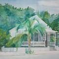 Key  West House by Eva Ryczaj Lemmo