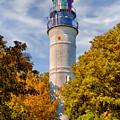 Key West Lighthouse - 1848 by Frank J Benz