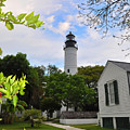 Key West Lighthouse by Bill Cannon