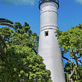 Key West Lighthouse by Bob Slitzan