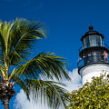 Key West Lighthouse by Gene Norris