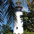 Key West Lighthouse by Susanne Van Hulst