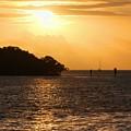 Key West Mangrove Sunrise by Bob Slitzan