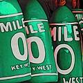 Key West Mile Zero by Alice Gipson