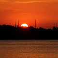 Key West Sunrise 34 by Bob Slitzan