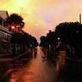 key West Sunrise by Artie Rawls