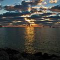 Key West Sunset 10 by Bob Slitzan