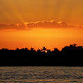 Key West Sunset 25 by Bob Slitzan