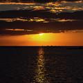 Key West Sunset 29 by Bob Slitzan
