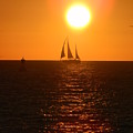 Key West Sunset by Neil Zimmerman
