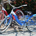 Key West Vintage Bicycles by Bonnie Masdeu