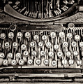 Keys Bw by Heather Applegate