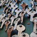 Keys by Daria Seelig