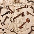 Keys On Artwoork by Garry Gay