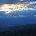 Keys View Sunset Landscape by Kyle Hanson