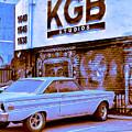 K G B Studios Los Angeles by Dominic Piperata