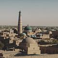 Khiva by Andrew Robertson