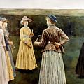 Khnopff: Memoires, 1889 by Granger