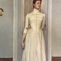 Khnopff: Sister, 1887 by Granger
